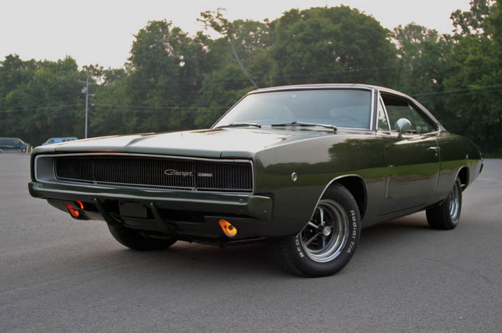 Beautiful All Original 1968 Charger