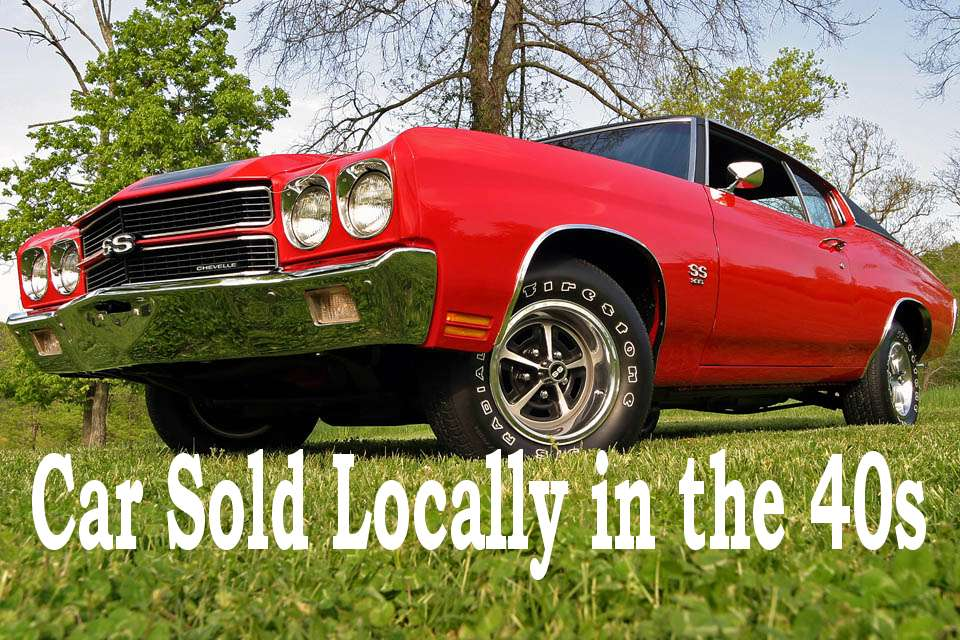 Incredible 1970 Chevelle SS 396