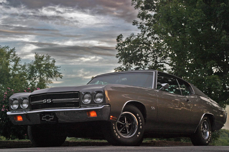 Incredible 1970 Chevelle SS