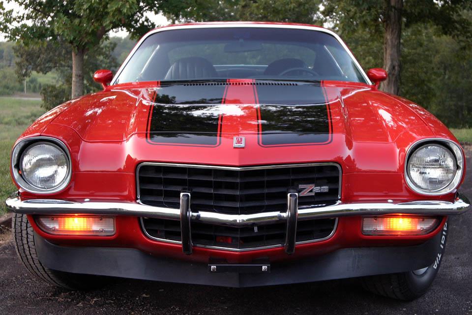 1973 Camaro Z28 >> Beautiful 1973 Camaro Z